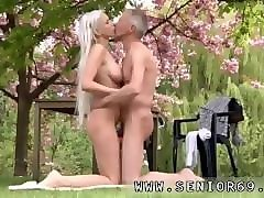 Blonde, Old And Young, Old and young in bus, Pornhub.com