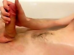 Bath, She shock to see the big black cock, Pornhub.com