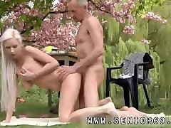 Blonde, Old And Young, Old and young strap on, Pornhub.com