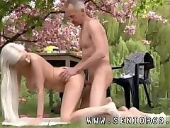 Blonde, Old And Young, Old and young couple classic, Pornhub.com