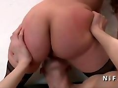 Amateur, French, Couple, French secretary, Pornhub.com