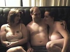 Amateur, Bbw, Threesome, Real wife threesome amateur, Xhamster.com
