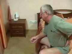 French, Old Man, Old man seduced, Gotporn.com