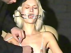 Amateur, Blonde, Needle, Tied to her bed, Pornhub.com