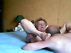 Grandpa, French hairy grandma, Pornhub.com