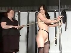 Bdsm, Domination, Rough, Old and young lesbians bdsm, Pornhub.com