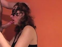 Deepthroat, Rough, Wife, My wife giving handjob to another man, Pornhub.com
