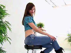 Jeans, Doll, Boots and jean, Pornhub.com