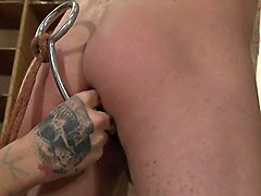 Masturbation, Jerking, Slave, Amateur couple umiliated male slave, Xhamster.com