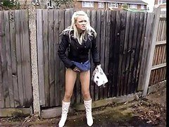 Outdoor, Gangbang stockings outdoor, Drtuber.com