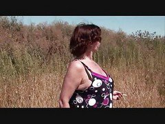 Outdoor, Mature, Granny outdoor, Xhamster.com