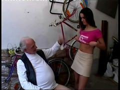Teen, Money, Old Man, Old man and boy, Xhamster.com