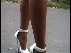 Panties, German, Heels, Outdoor sex, Xhamster.com