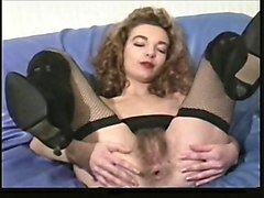 Anal, Hairy, French, Loren vintage, Xhamster.com