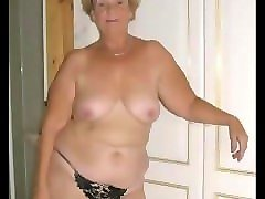Granny, Hairy, Grannie anal with saggy tits, Pornhub.com