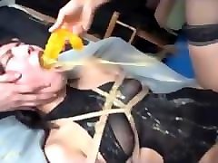 Asian, Painful tortured pussy, Pornhub.com
