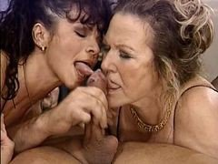 Granny, Milf, Blond granny hairy creampie doggystyle, Xhamster.com