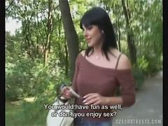 Czech, Outdoor, Men outdoors fondling other men, Xhamster.com