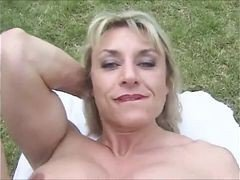 Clit, Outdoor, Big Clit, Russin outdoor, Xhamster.com