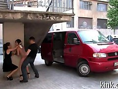 Beauty, Sexy robbers get caught and punished, Fapli.com
