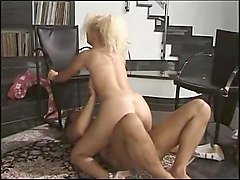 Blonde, Classic, German, Vintage german step dad and daughter, Xhamster.com