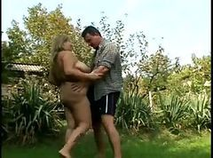 Riding, Bbw, Fat, Outdoor clothed, Xhamster.com