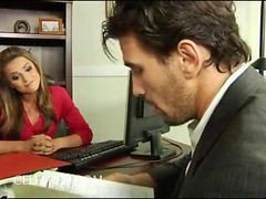 Black, Office, Stockings, Black azz orgy 4, Gotporn.com