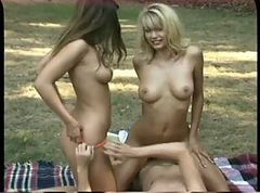 Threesome, Webcam threesome, Xhamster.com