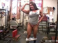 Gym, Black angelica in gym, Xhamster.com
