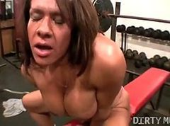 Gym, Female gym, Xhamster.com