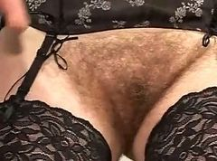 Hairy, Older blonde hairy matures, Xhamster.com
