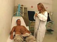 Anal, Doctor, Teacher, Granny at the doctor, Gotporn.com