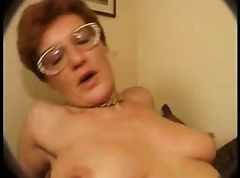 Glasses, Hairy, Ass, Black cock cums after both holes on glasses, Drtuber.com