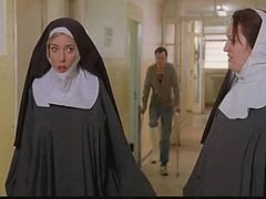 Nun, Police, Strip, Nun feet lesbin, Xhamster.com