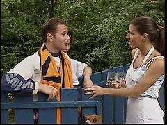 Outdoor, Vegtable outdoor fuck fun, Xhamster.com