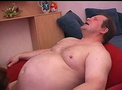Fat, Fat asses threesome seducetion, Xhamster.com