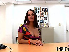 Office, Milf, Blonde milf fucking at doctor, Gotporn.com