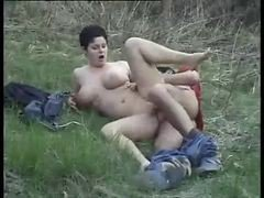 Outdoor, French teen outdoor, Xhamster.com