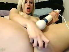 Blonde, Ass, Toys, Seduced lesbian, Mylust.com