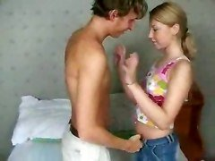 Teen, Russian, Tight, Tight holes licked, Xhamster.com