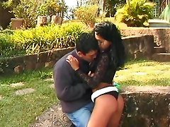 Ladyboy, Young ladyboy in hard anal, Tube8.com