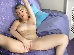 Blonde, Teen, Toys, Tit toy old, Tube8.com