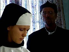 Nun, Nun first, Tube8.com