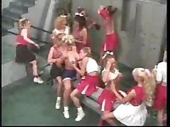 Orgy, Cheerleader, Young ice lafox cheerleader, Xhamster.com