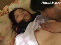 Asian, Japanese, Student, Japanese wife blowjob, Gotporn.com