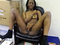 African, Office, Xhamster.com
