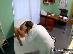 Doctor, Creampie, Doctor and nurse, Fapli.com