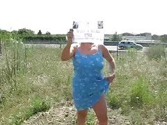 Wife, Outdoor, Mature, Russian outdoor, Xhamster.com