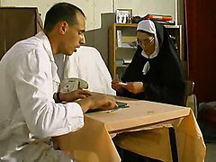 Nun, Fisting, Emily reed in wild orchid film, Xhamster.com