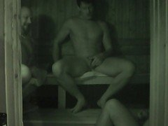 Sauna, In the sauna, Xhamster.com